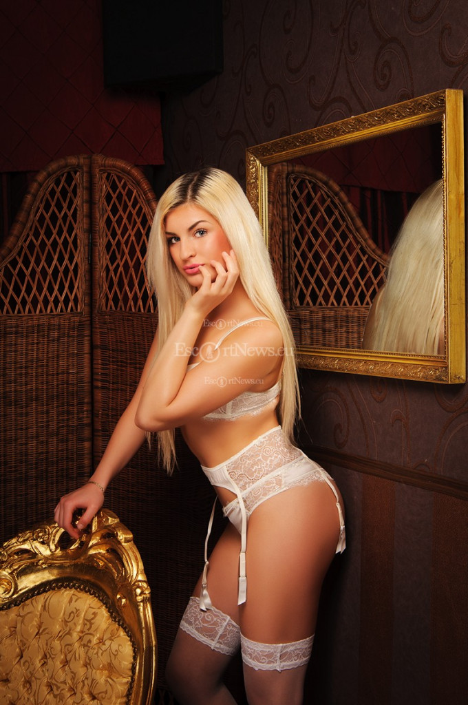 Escort Diana - beautiful girls from Prague